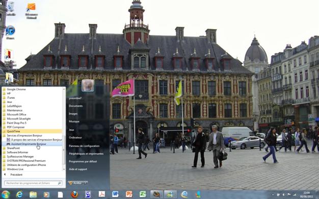 installez apple bonjour windows 7